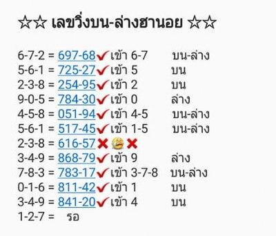 หวยฮานอย-12-9-62-ชุด5