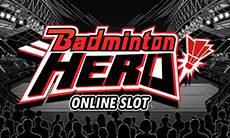 Badminton Hero - Golden Slot