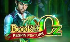 Book of Oz - Golden Slot