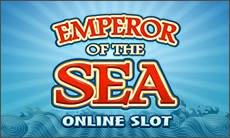 Emperor of the Sea - Golden Slot