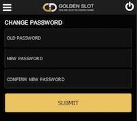 ขั้นตอนที่ 4. Golden Slot ตั้งค่ารหัสผ่านเข้าเล่นครั้งแรกเพื่อความปลอดภัย